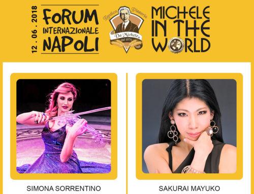 Parte il countdown del Forum MITW -special performers  Sakurai Mayuko e Simona Sorrentino