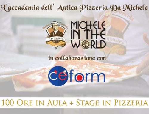 L'accademia dell' Antica Pizzeria Da Michele