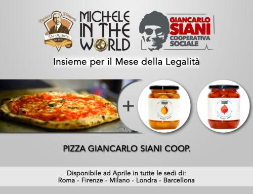 Pizza Giancarlo Siani Coop.
