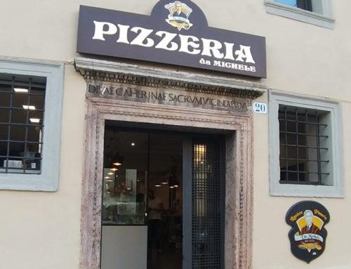 A Verona, L'Antica Pizzeria Da Michele riapre per asporto e delivery, con contenitori speciali
