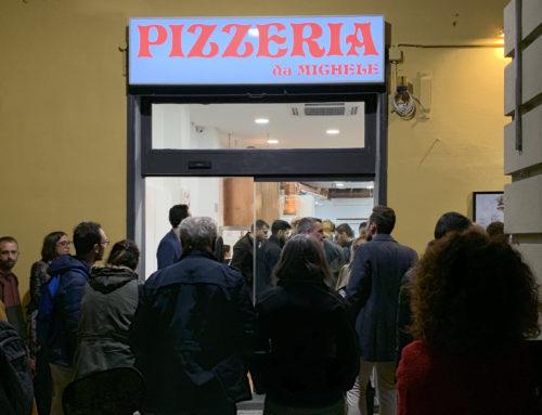 L'Antica Pizzeria da Michele Bologna come Napoli