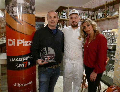 L'Antica Pizzeria da Michele Milano premiata tra 'le magnifiche 7'