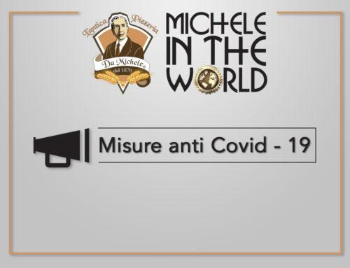 MITW: misure anti Covid – 19
