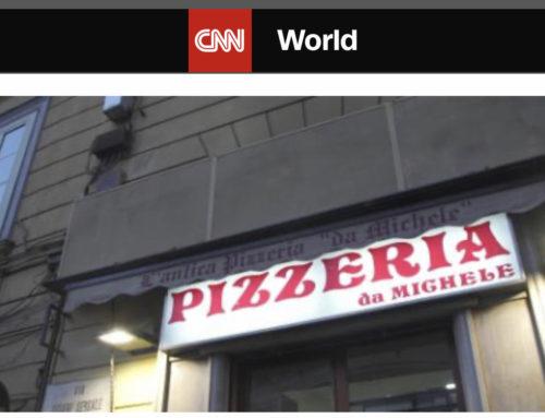 L'antica pizzeria da Michele riapre a Napoli: servizio della CNN