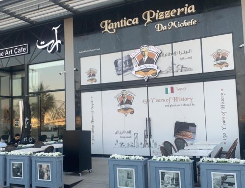 L'antica pizzeria da Michele Riyad: seconda apertura in Arabia Saudita