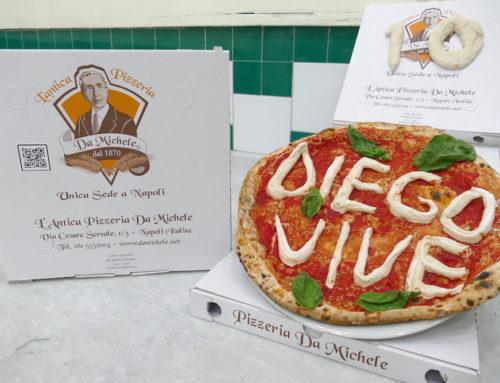 """L'antica pizzeria da Michele aderisce a """"Racconta Food"""""""