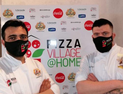 Successo per il team da Michele al Coca-Cola PizzaVillage @ Home Palermo