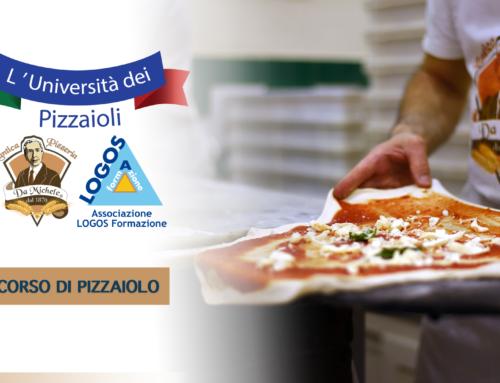 Nuovo corso per pizzaioli di Logos Formazione e L'Antica Pizzeria Da Michele in the World