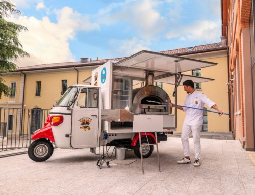 L'antica pizzeria da Michele apre all'Hotel Hilton di Como